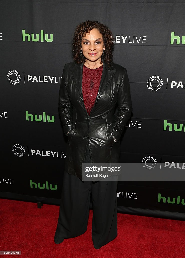 sActress Jasmine Guy attends BET Presents 'An Evening With 'The Quad'' At The Paley Center on December 7, 2016 in New York City.