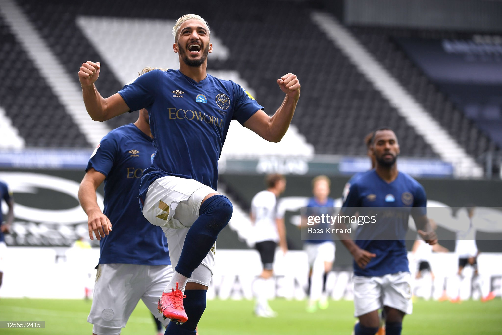 Brilliant Benrahma inspires Brentford to another win
