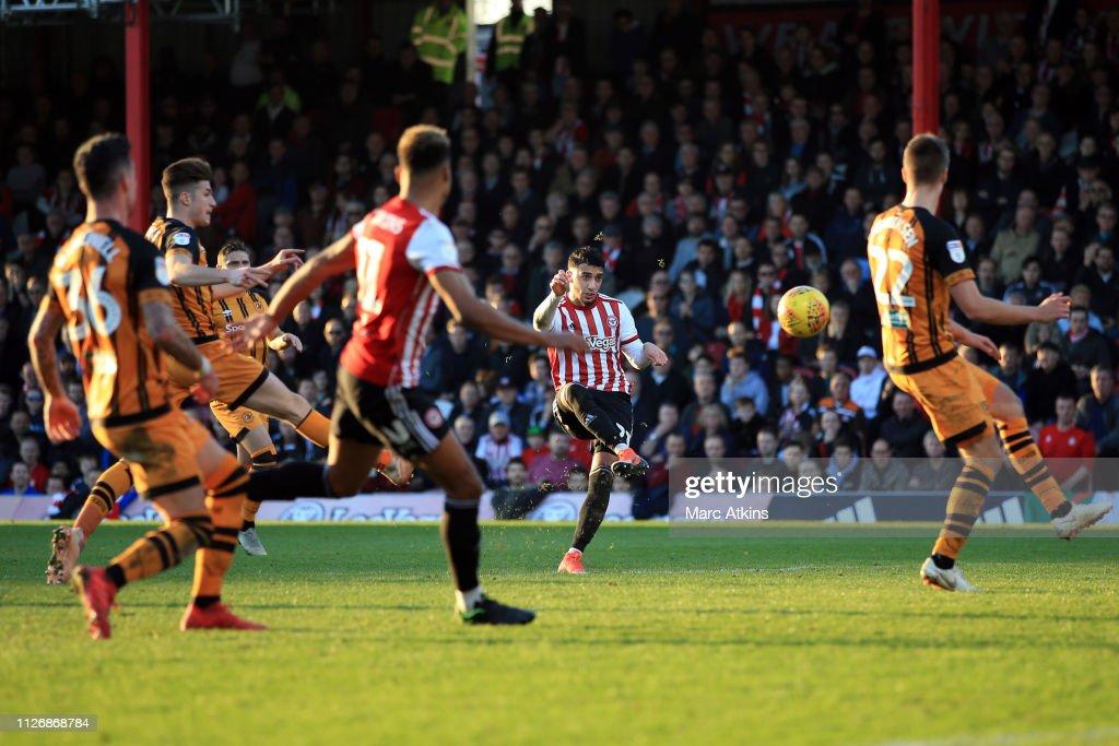 Brentford v Hull City - Sky Bet Championship : News Photo
