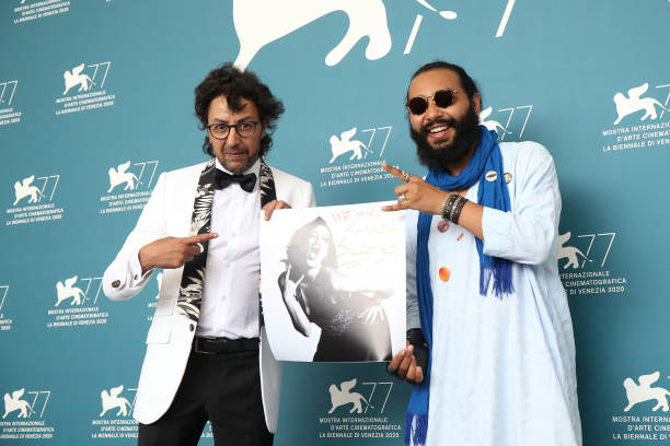 ITA: Zanka Contact photocall - The 77th Venice Film Festival