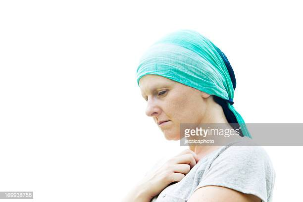 Sad Chemo Woman Expression