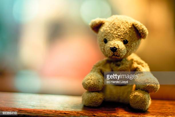 Sad little teddy bear