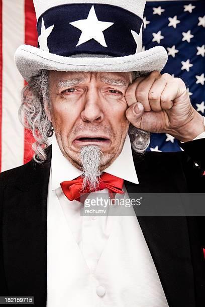 Sad Uncle Sam