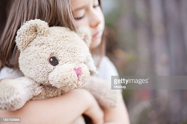 Teddy Bear Stock Photos and Pictures | Getty ImagesLittle Girl With Teddy Bear Black And White