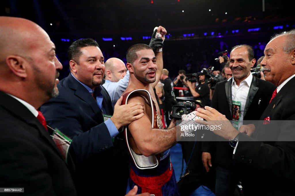 Miguel Cotto v Sadaam Ali : News Photo