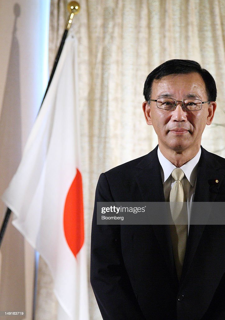 Liberal Democratic Party President Sdakazu Tanigaki Interview
