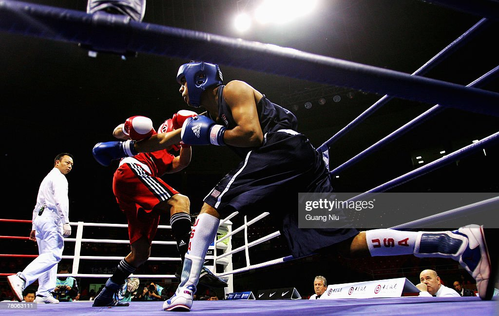 Olympic Test Event - 2007 International Boxing Invitational : Photo d'actualité