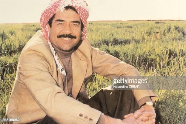 Saddam Hussein on one's lands