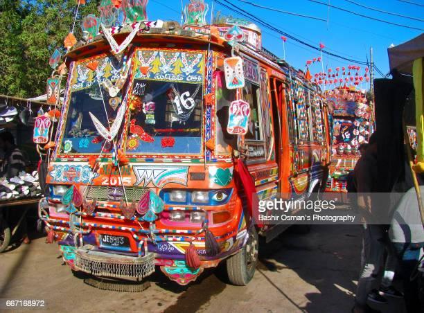 Saddar -the old city areas of Karachi