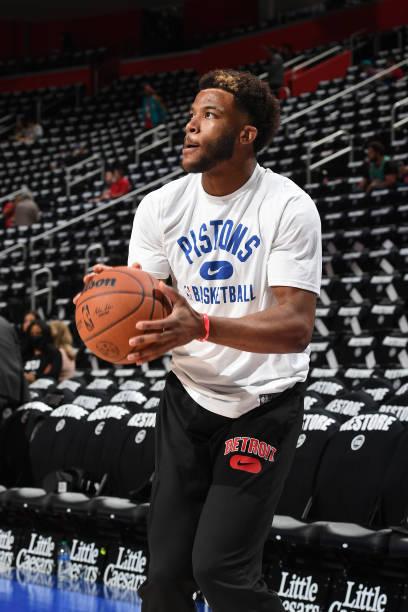 MI: Chicago Bulls v Detroit Pistons
