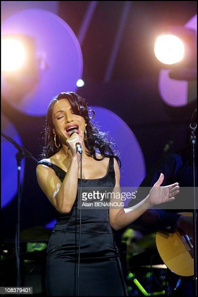 Sade in Paris France on February 17 2001