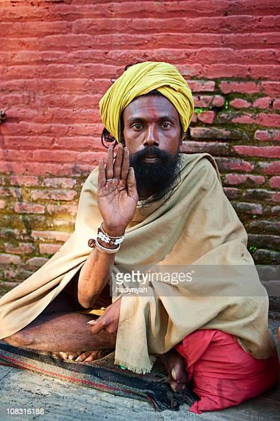 Sadhu Saint homme -
