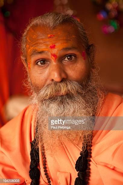 sadhu - vestimenta religiosa - fotografias e filmes do acervo