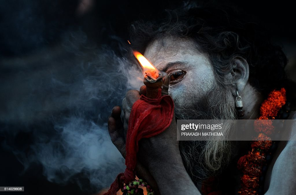 Lord shiva smoking images free download