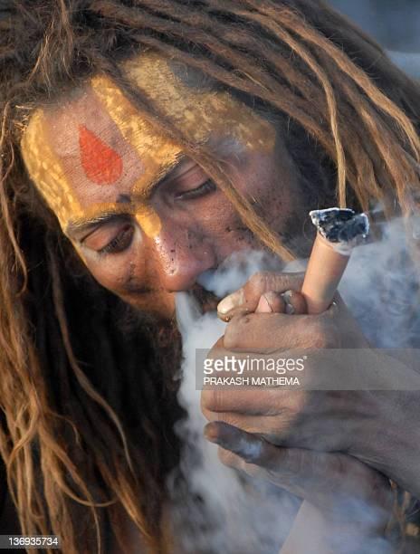 how to avoid smoking ganja
