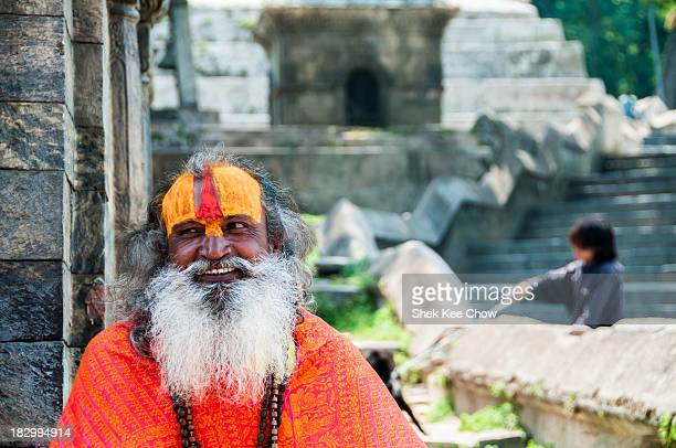 Sadhus are holy people. One of those who deserve burial funeral after death , but is required to cut ties with their entire family. In Nepal, Sadhus...