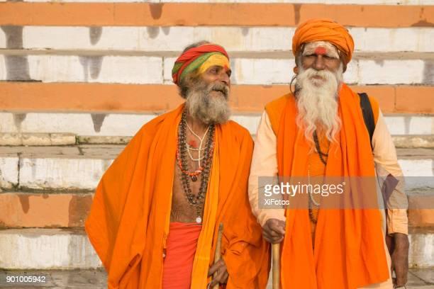 Sadhus of Varanasi