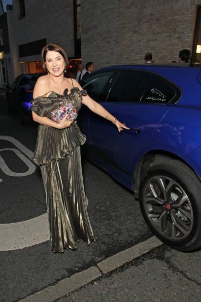 GBR: Jaguar Arrivals At A Special Screening Of 'Quant' At Everyman Chelsea