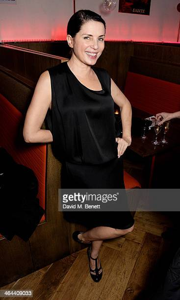 Sadie Frost attend an after party following her performance with FUERZABRUTA at The Roundhouse on January 22 2014 in London England