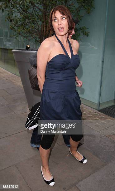 Sadie Frost attends Simon Aboud book launch party at the St Martins Lane Hotel on June 8 2009 in London England