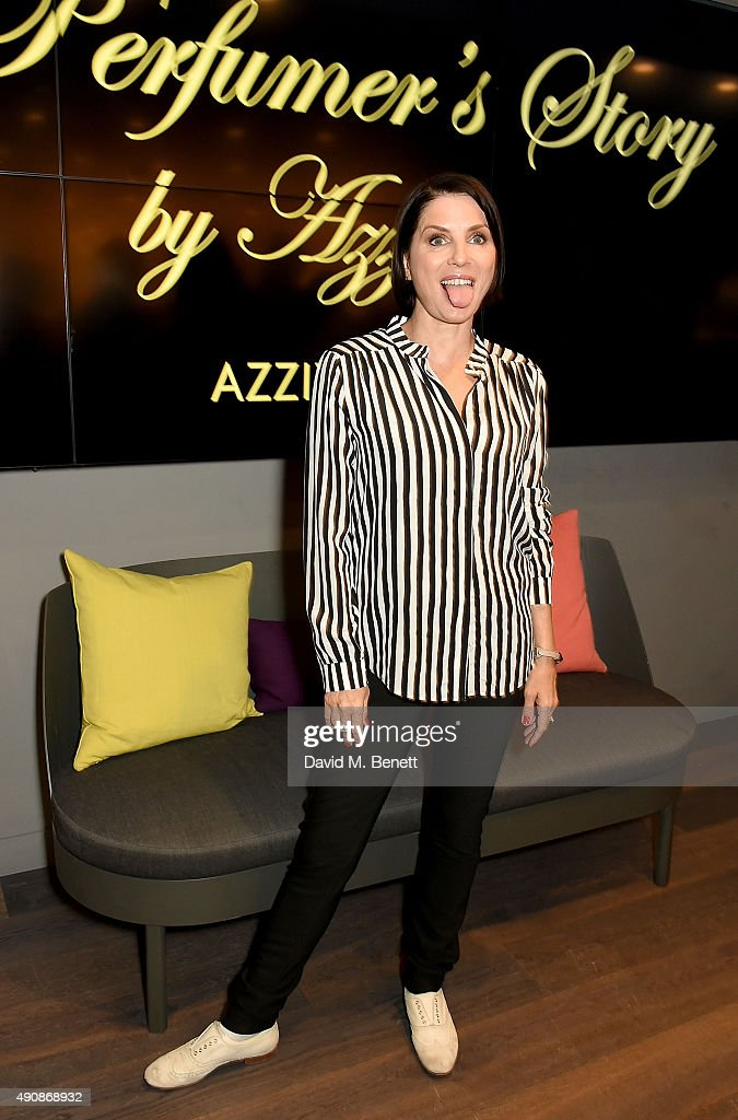 Azzi Glasser Fragrance Launch at Harvey Nichols