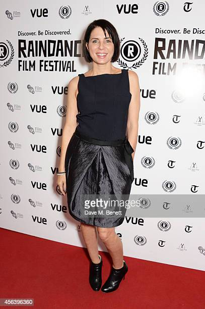 Sadie Frost attends the International Premiere of 'Buttercup Bill' at the Vue Piccadilly on September 30 2014 in London England