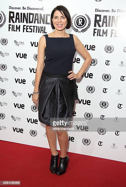 Sadie Frost attends the International Premiere of 'Buttercup Bill' at Vue Piccadilly on September 30 2014 in London England
