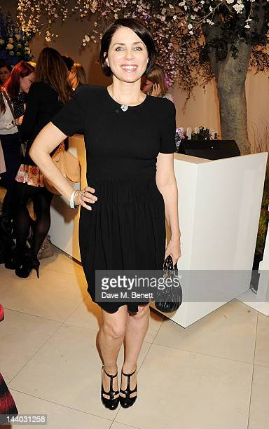 Sadie Frost attends the launch of the new John Lewis Beauty Hall Oxford Street on May 8 2012 in London England