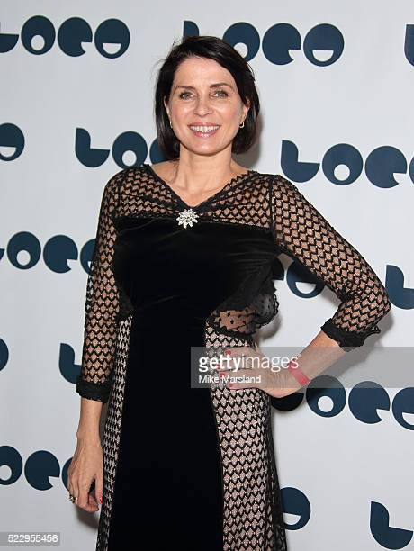 Sadie Frost attends the UK film premiere of 'Set The Thames On Fire' on April 21 2016 in London United Kingdom