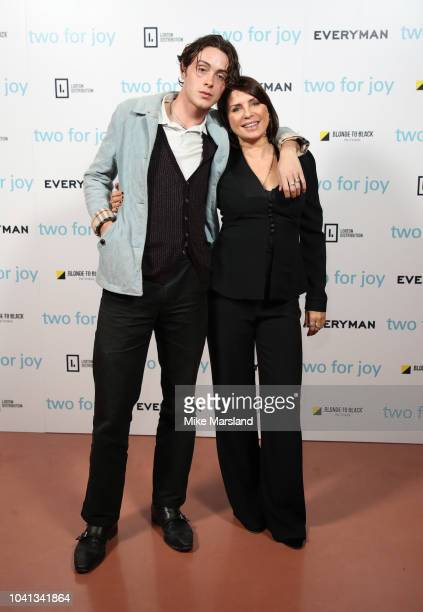 Sadie Frost attends the UK premiere of 'Two For Joy' at The Everyman Cinema on September 26 2018 in London England