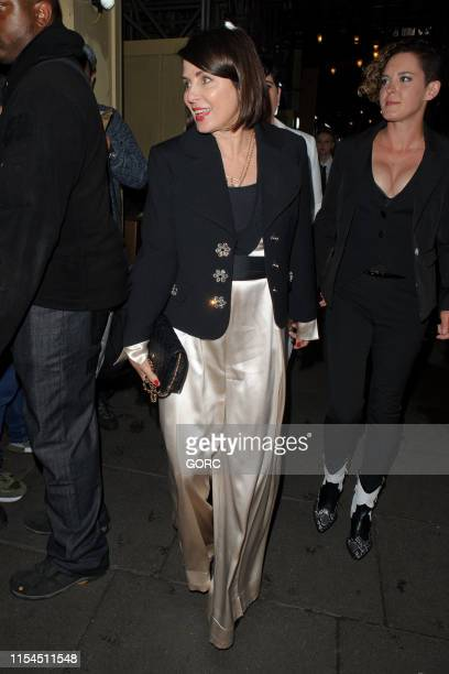 Sadie Frost seen arriving at the DIVA Magazine Awards at the Waldorf Hotel on June 07 2019 in London England