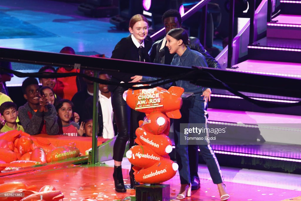 Nickelodeon's 2018 Kids' Choice Awards - Show