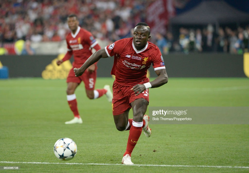 Real Madrid v Liverpool - UEFA Champions League Final : News Photo