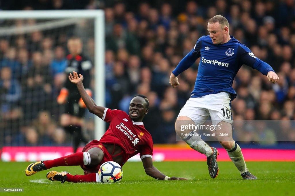 Everton v Liverpool - Premier League : News Photo