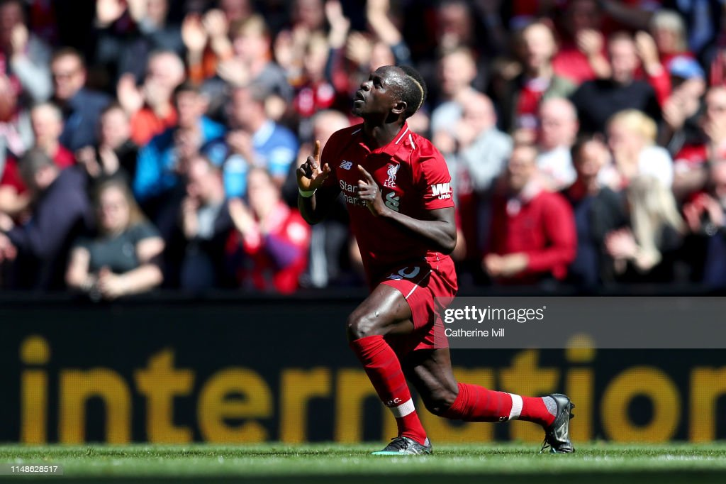 Liverpool FC v Wolverhampton Wanderers - Premier League : News Photo