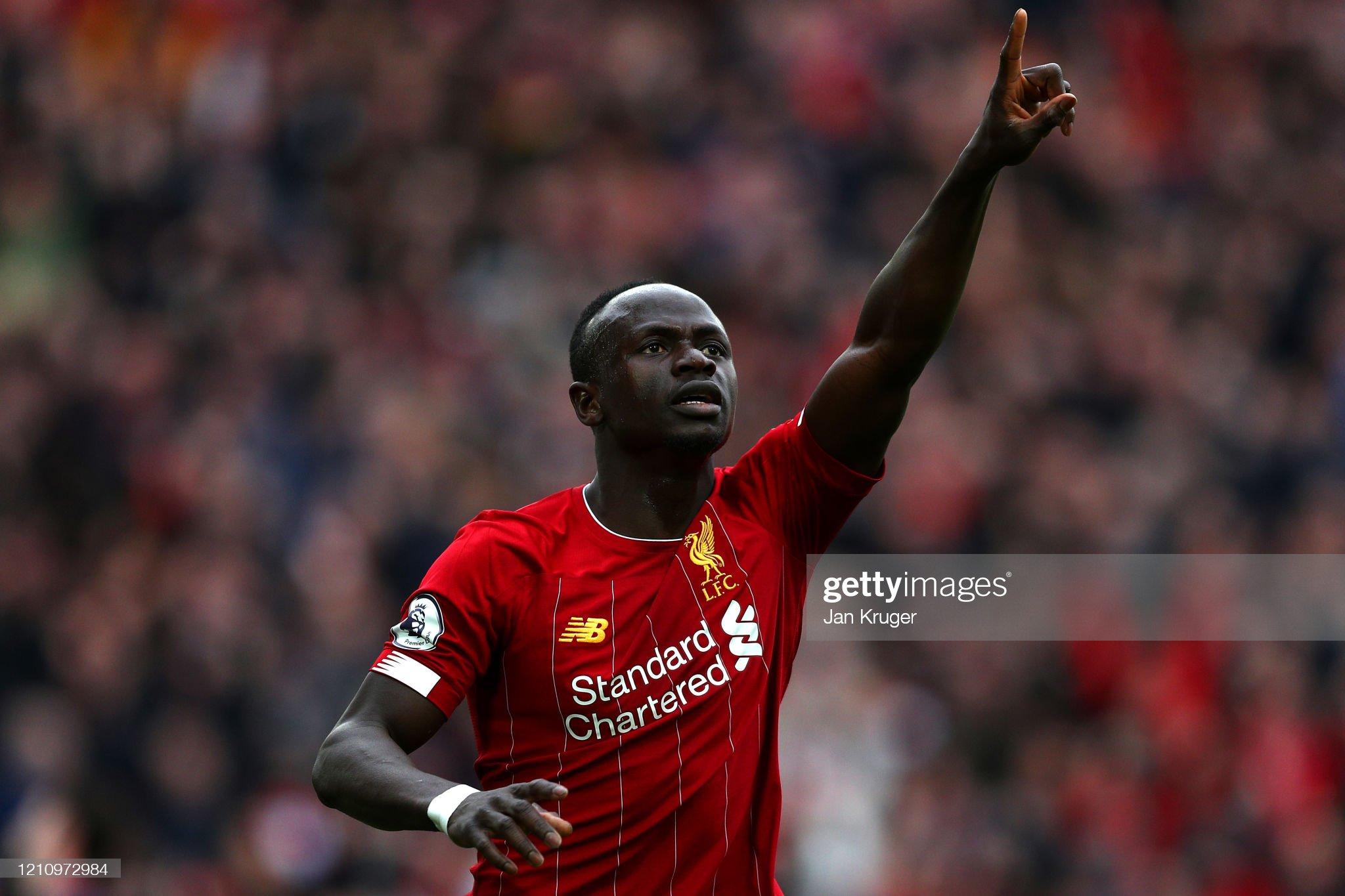 Liverpool FC v AFC Bournemouth  - Premier League : ニュース写真