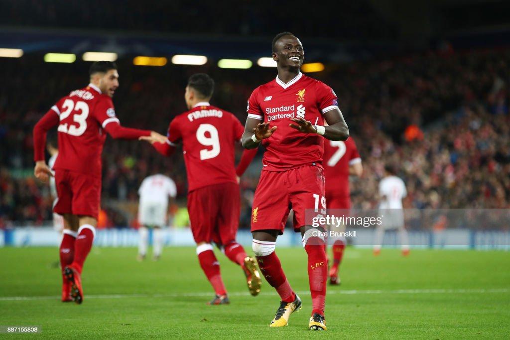 Liverpool FC v Spartak Moskva - UEFA Champions League