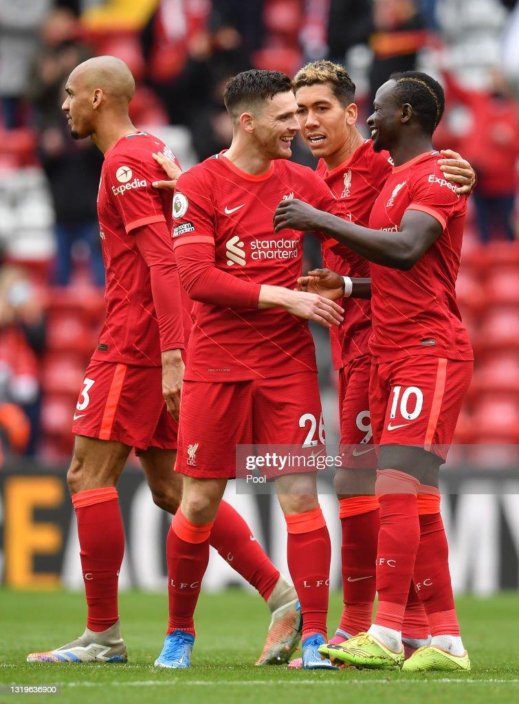 Liverpool v Crystal Palace - Premier League : Nachrichtenfoto