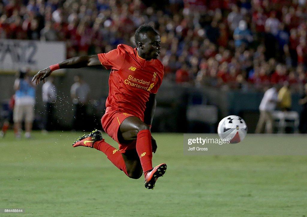 International Champions Cup 2016 - Chelsea v Liverpool : News Photo