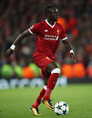liverpool england sadio mane liverpool action