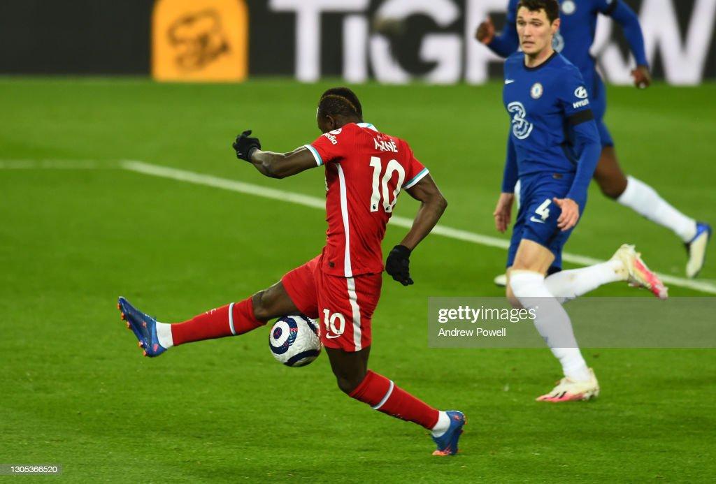 Liverpool v Chelsea - Premier League : Nyhetsfoto