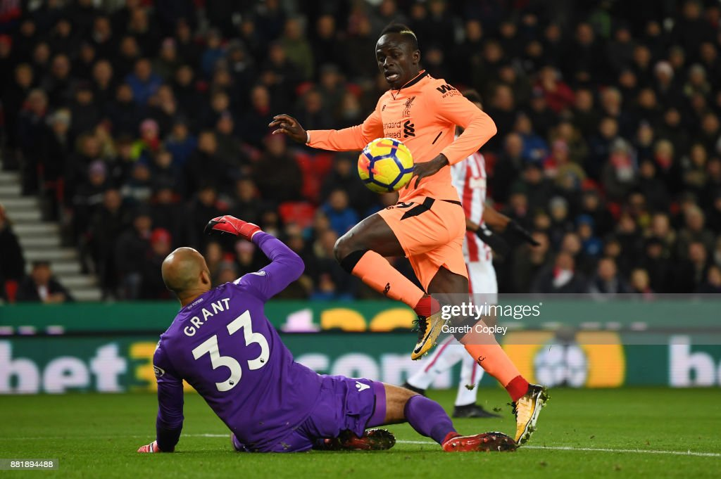 Stoke City v Liverpool - Premier League