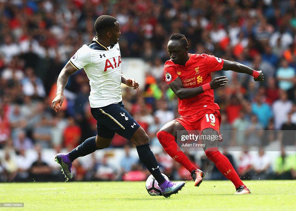 Tottenham Hotspur v Liverpool - Premier League : News Photo