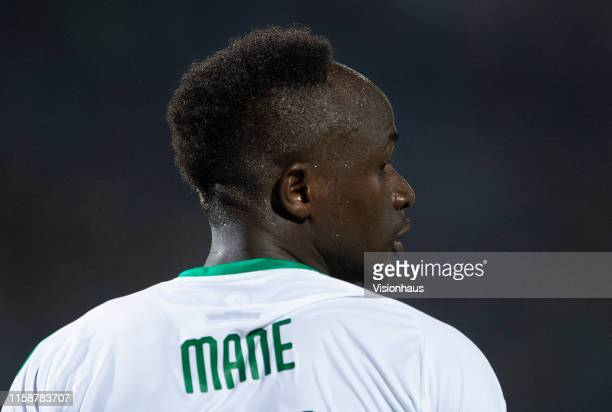 Sadio Mane of Senegal during the 2019 Africa Cup of Nations Group C match between Senegal and Algeria at 30th June Stadium on June 27, 2019 in Cairo,...