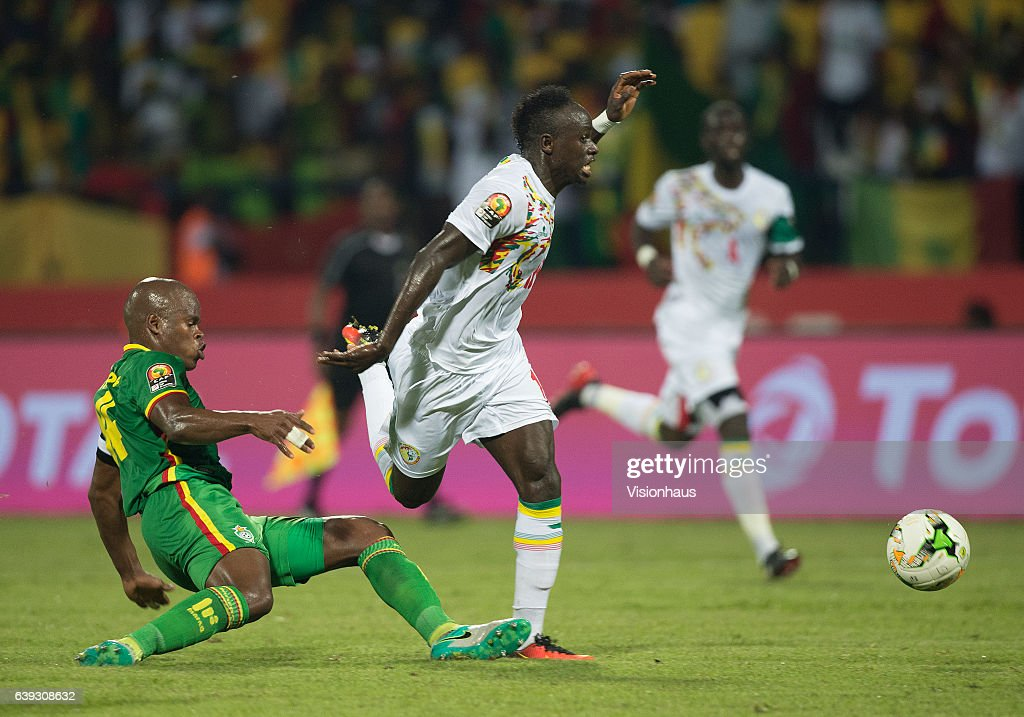 Senegal v Zimbabwe - 2017 Africa Cup of Nations: Group B : News Photo