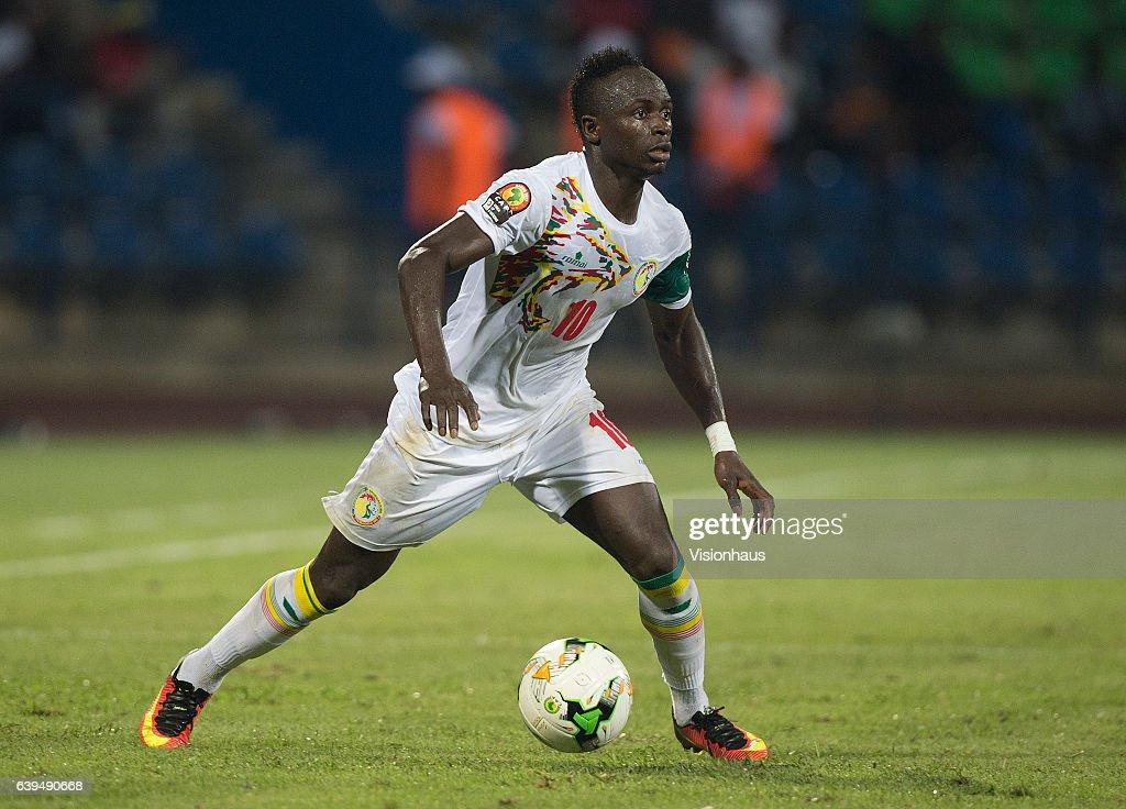 Senegal v Zimbabwe - 2017 Africa Cup of Nations: Group B : ニュース写真