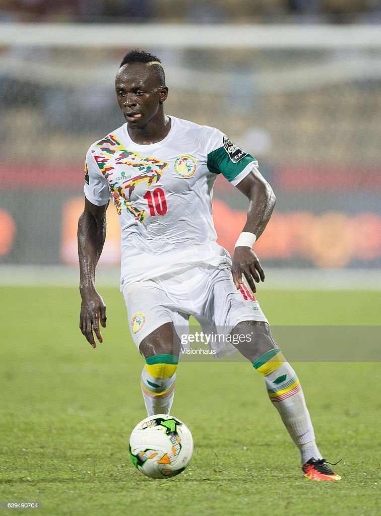 Senegal v Zimbabwe - 2017 Africa Cup of Nations: Group B : ニュース写真