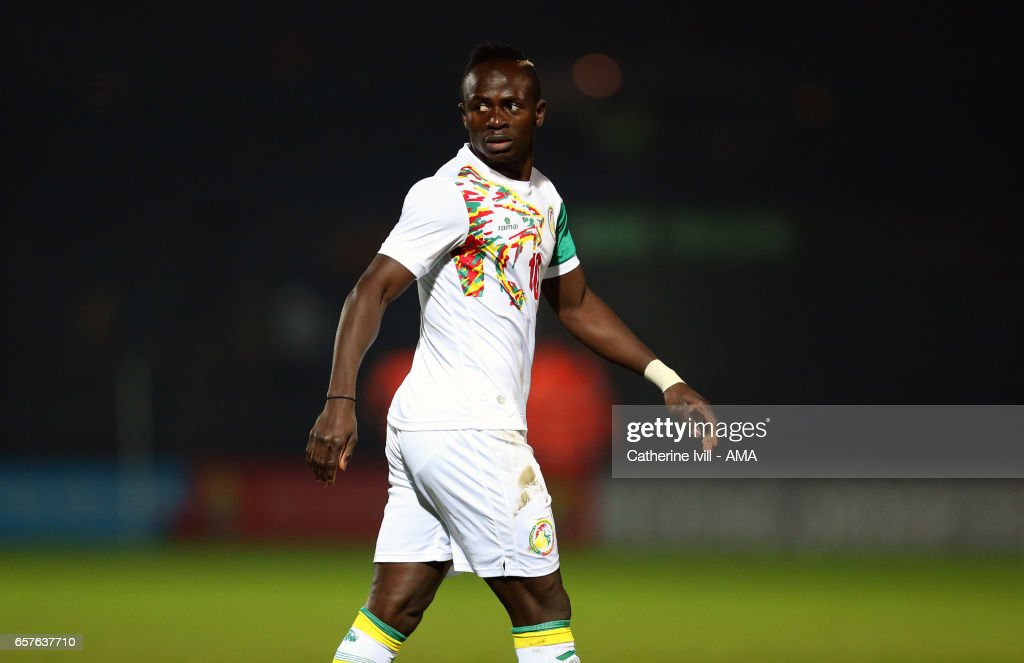 Nigeria v Senegal - International Friendly : News Photo