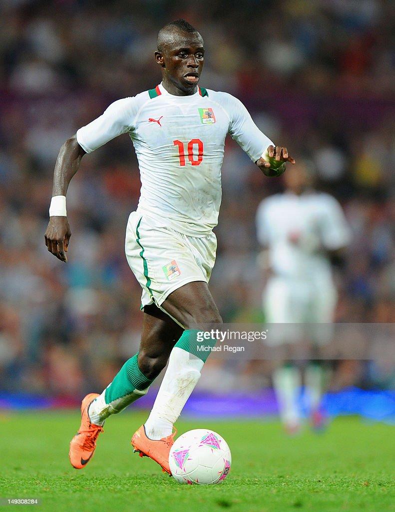 Olympics Day -1 - Men's Football - Great Britain v Senegal : ニュース写真