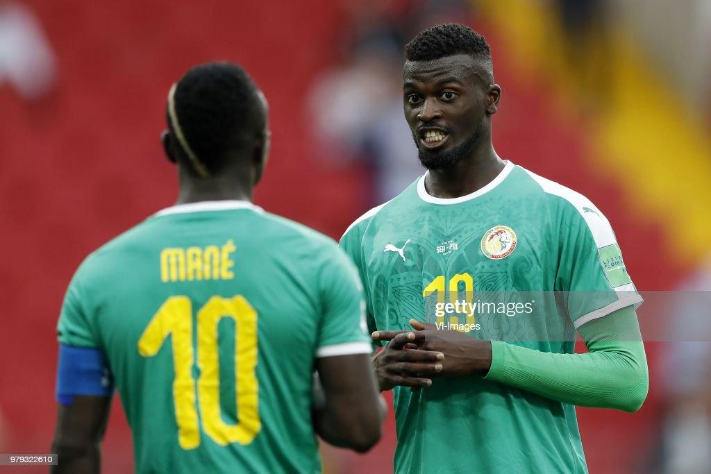 FIFA World Cup 2018 Russia'Poland v Senegal' : News Photo